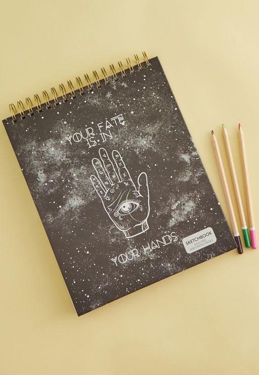 Your Fate Notebook