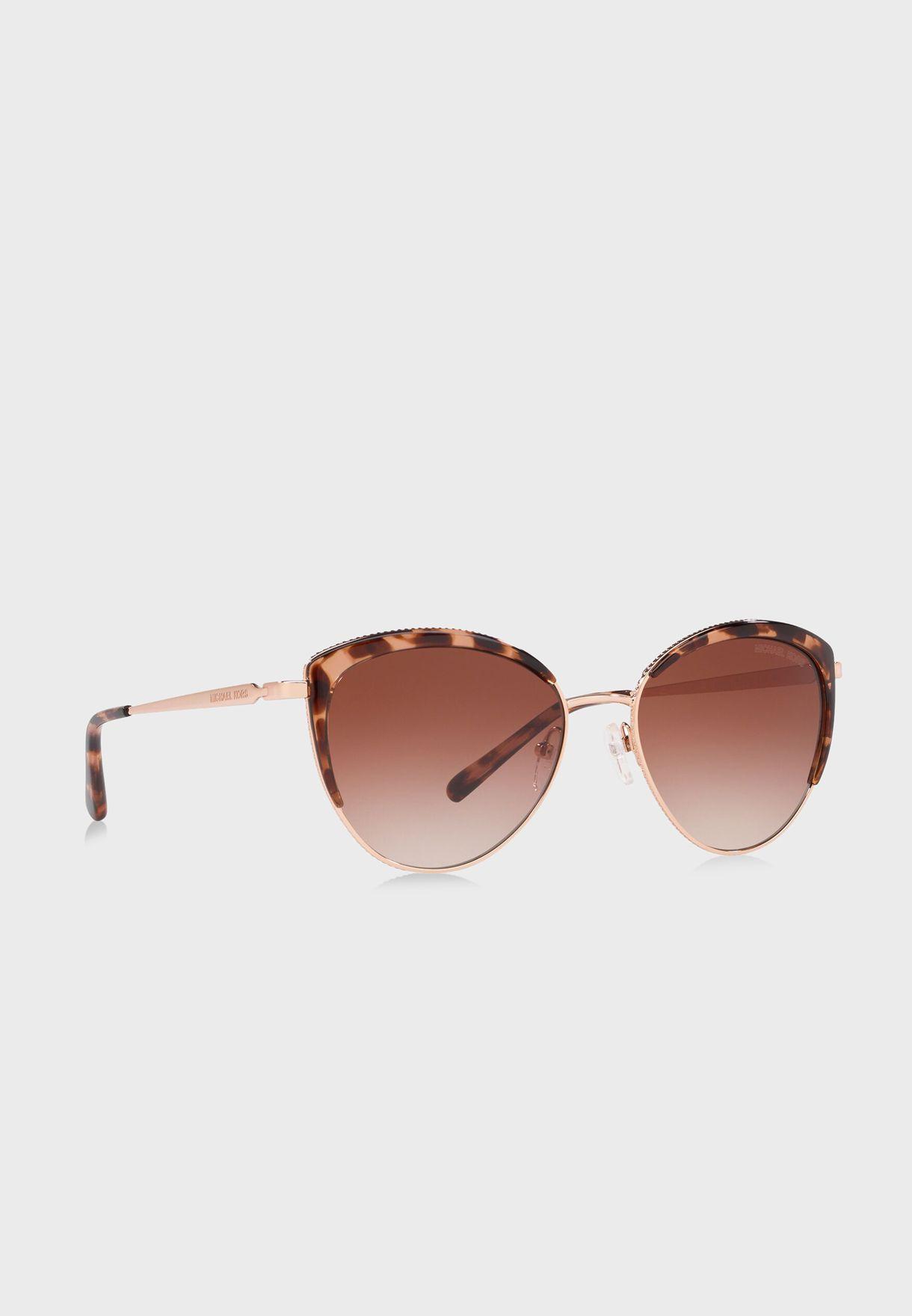0MK1046 Aviator Sunglasses