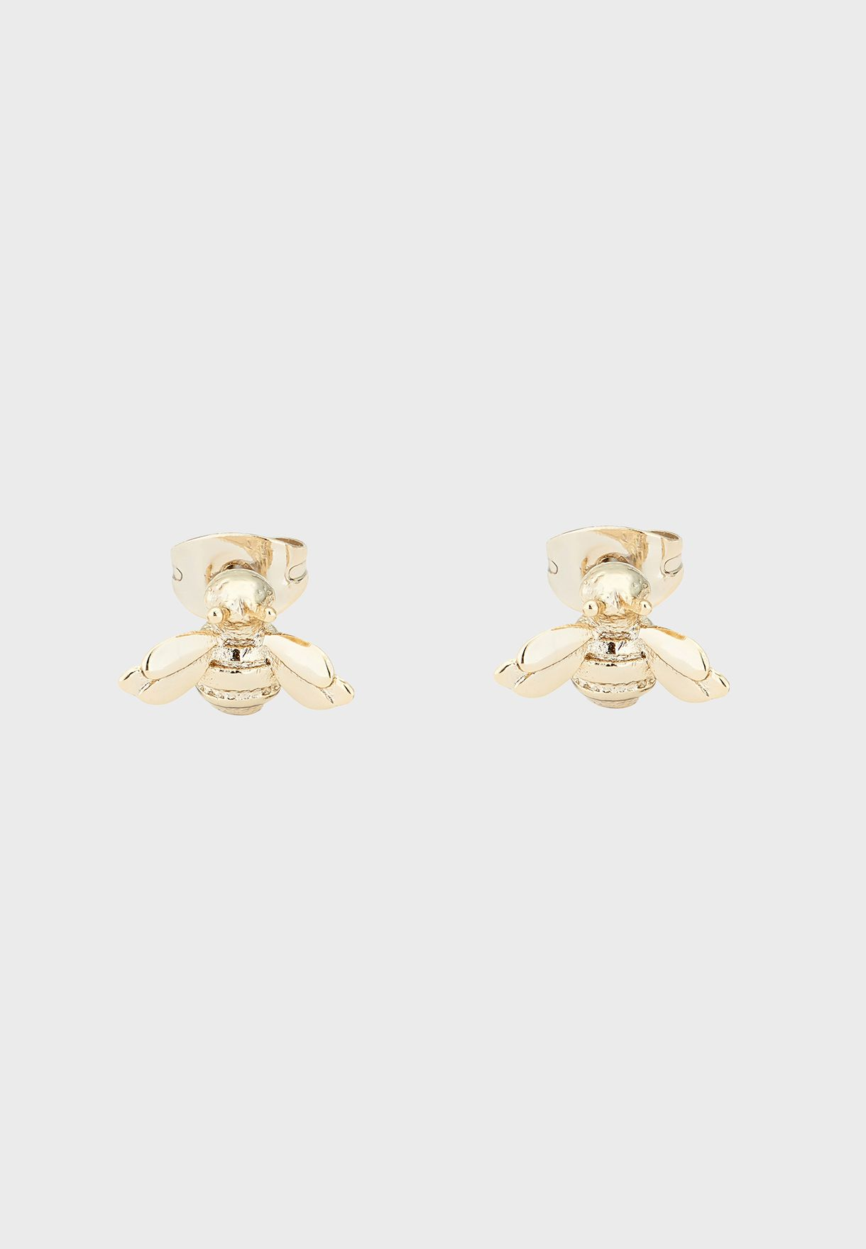 Beelii Double Bee Earrings