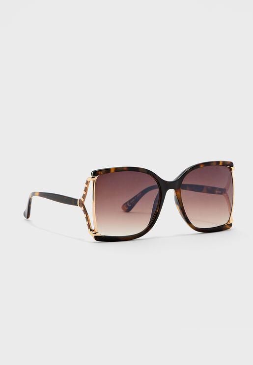 Uliravia Oversized Sunglasses