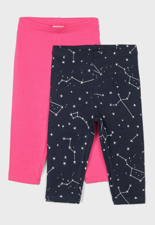 Infant 2 Pack Leggings