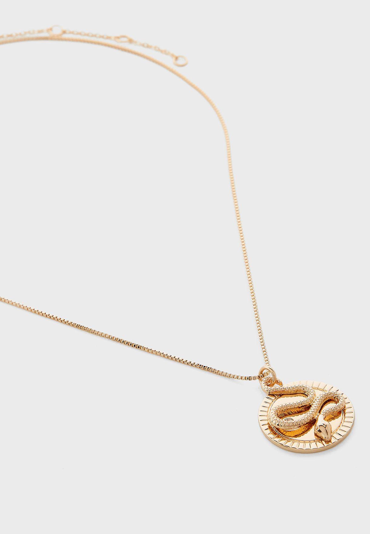 Chiamma Layered Necklace