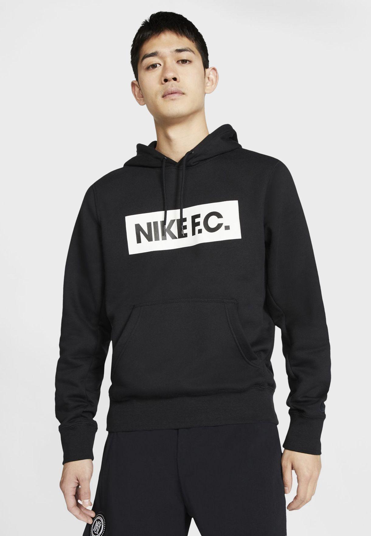 F.C. Essential Fleece Hoodie
