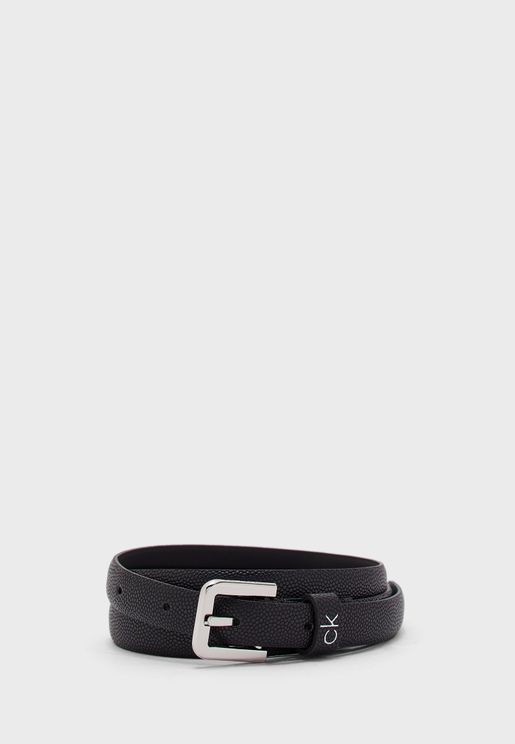 Essential Allocated Hole Belt