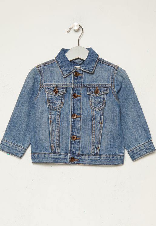 Infant Diego Denim Jacket