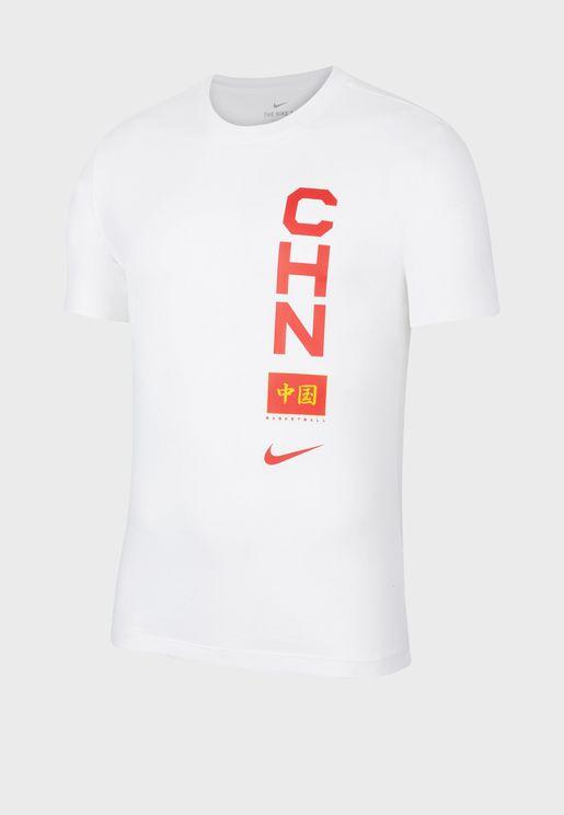 China Team T-Shirt