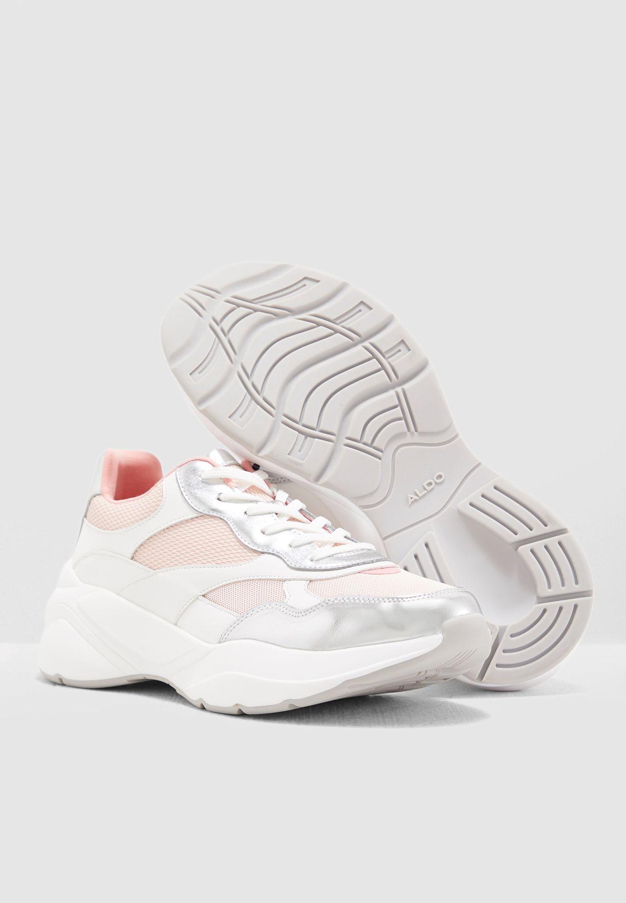 f968f32741b4 Shop Aldo pink Merurka Sneaker MERURKA55 for Women in Bahrain ...