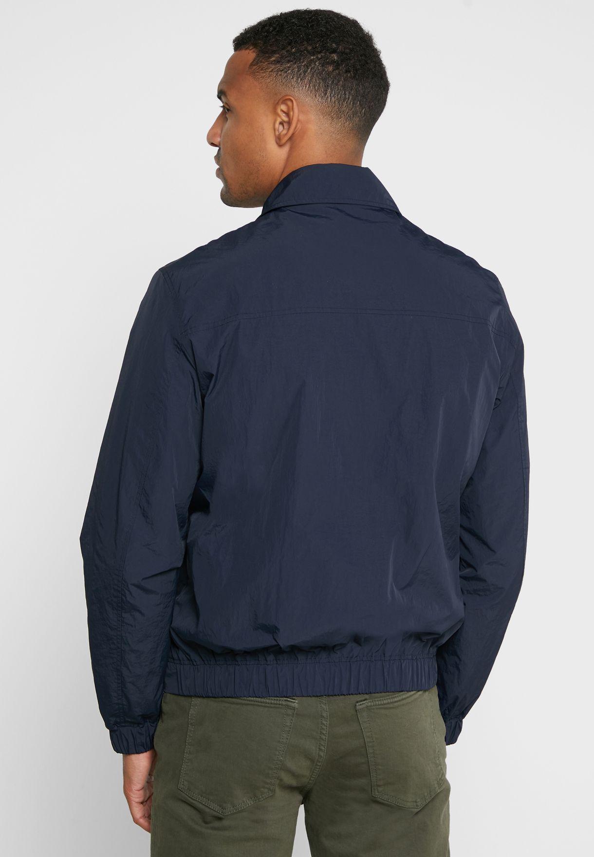 Zip Pocket Jacket