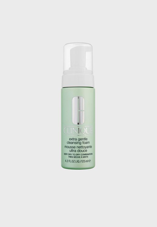 Extra Gentle Cleansing Foam 125ml