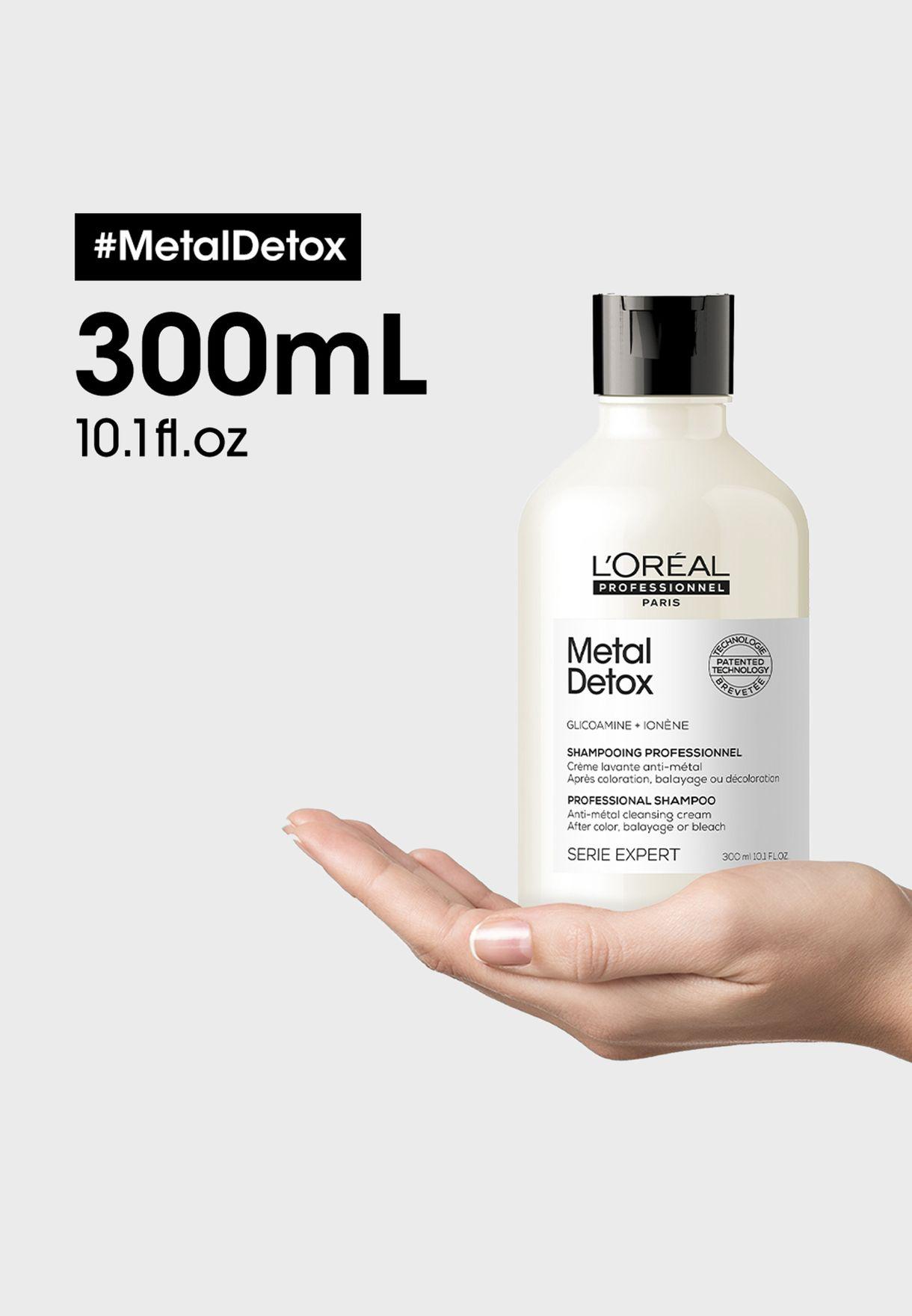 Metal Detox Anti-Metal Cleansing Cream