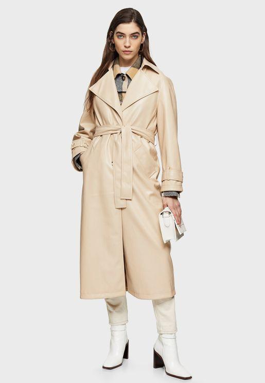 Longline Tench Coat