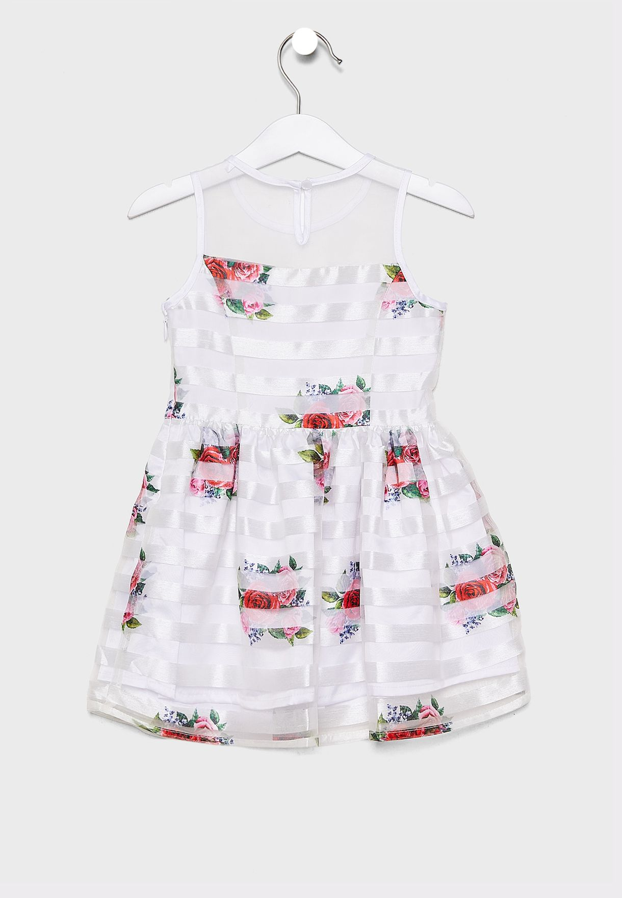Kids Printed Dress