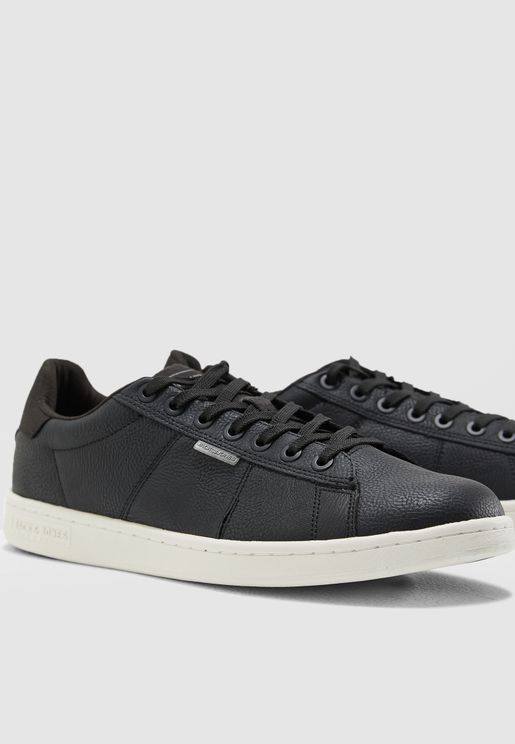 Bane PU Anthracite Sneakers