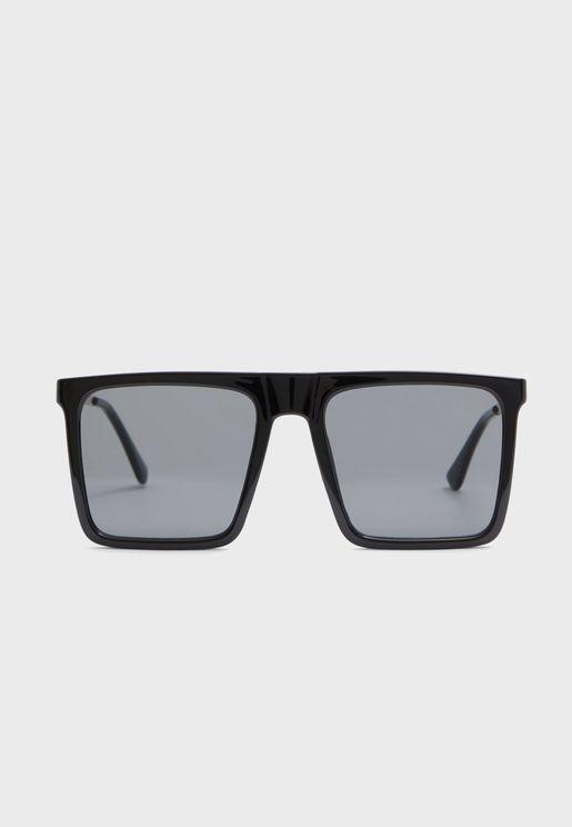 Etaethien Square Sunglasses
