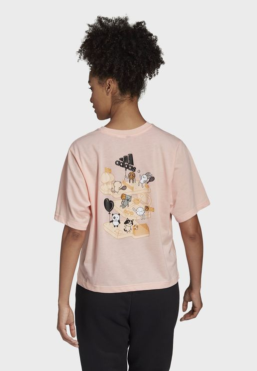 Essential Illustration T-Shirt