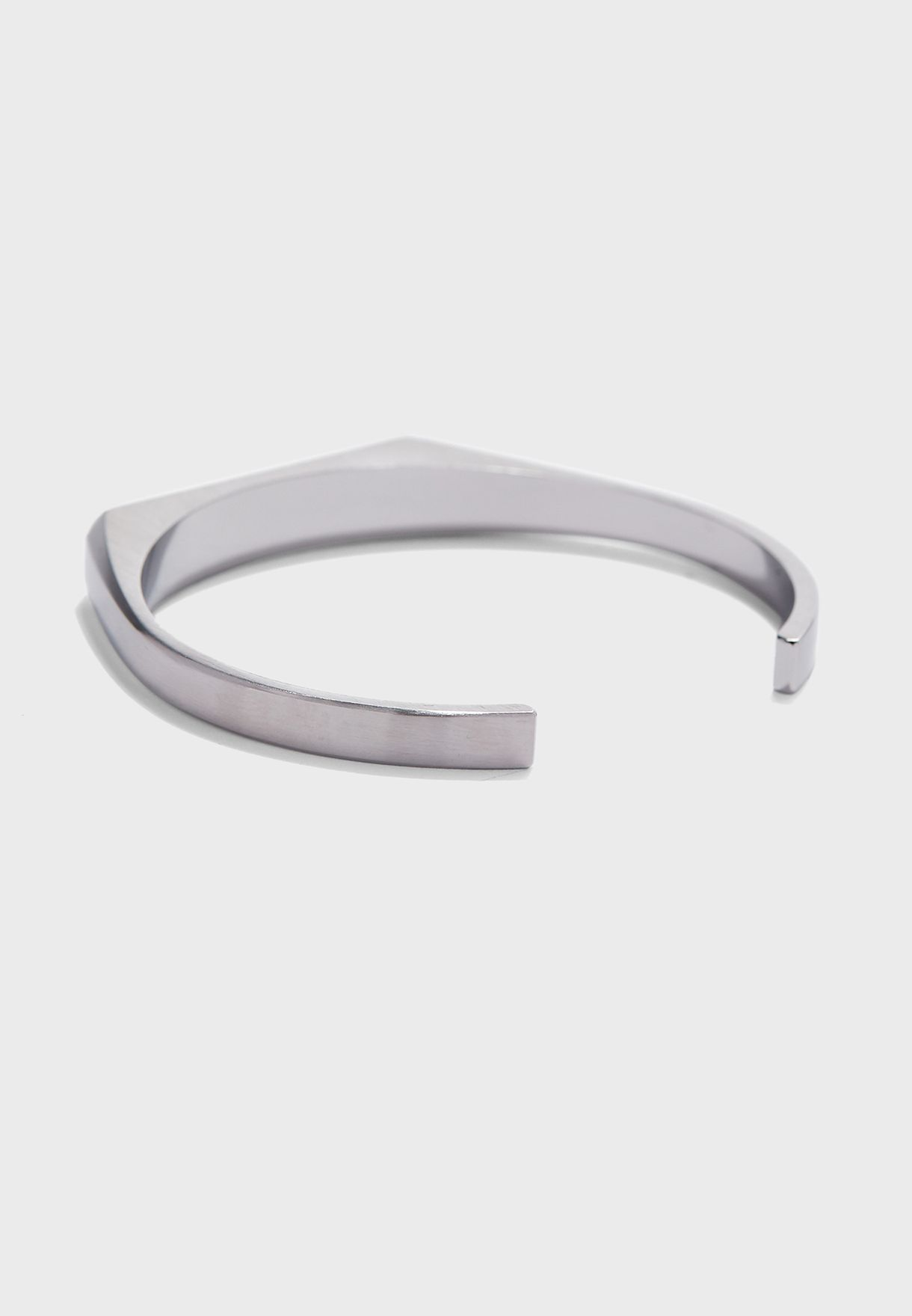 EGS2712040 Logo Cuff Bracelet