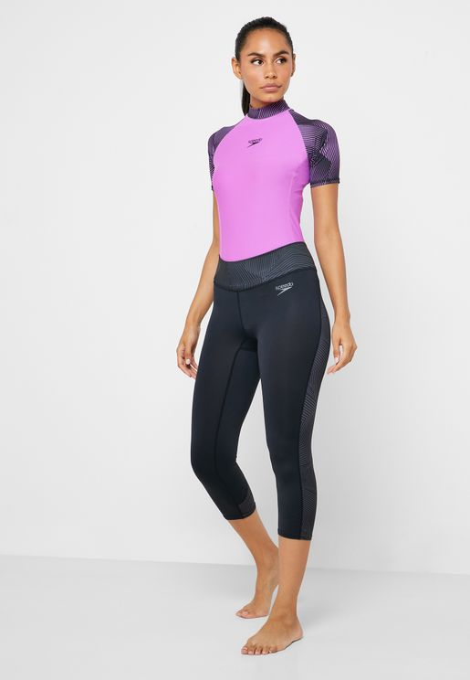 Pulse 3/4 Swim Tights