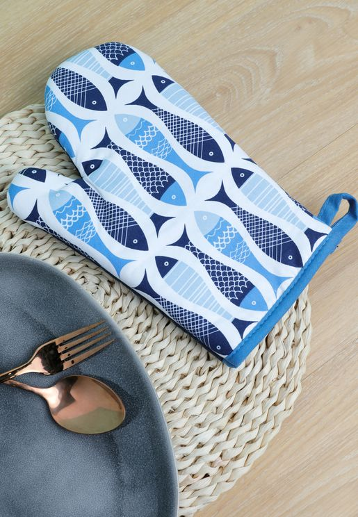 Pisces Single Oven Glove