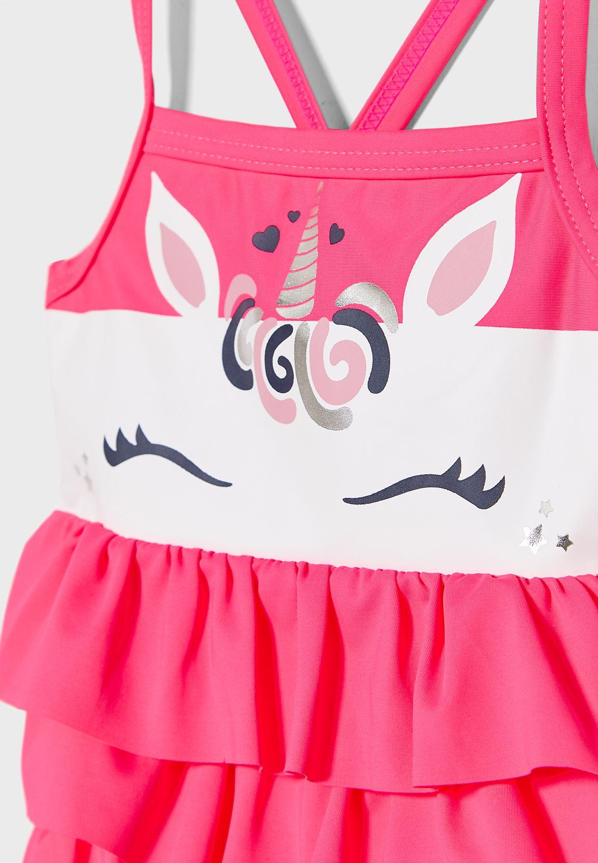 Kids Unicorn Swimsuit