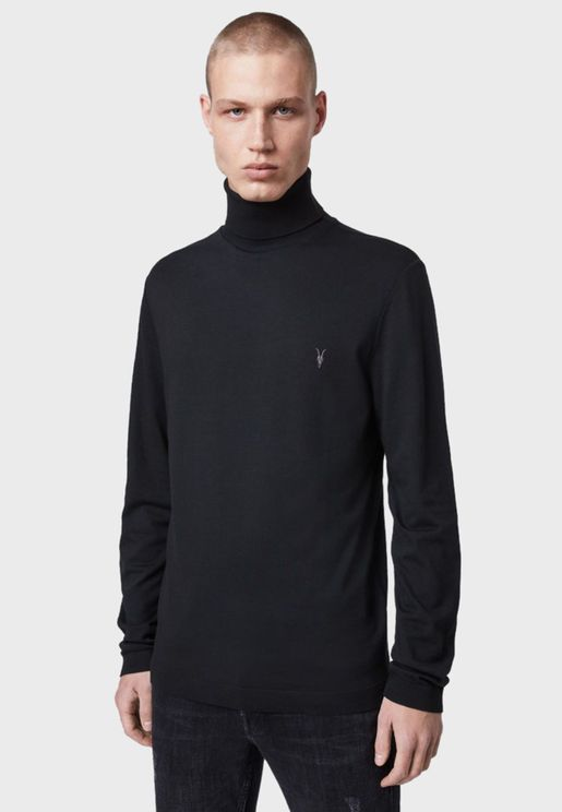 Parlour Roll Neck T-Shirt