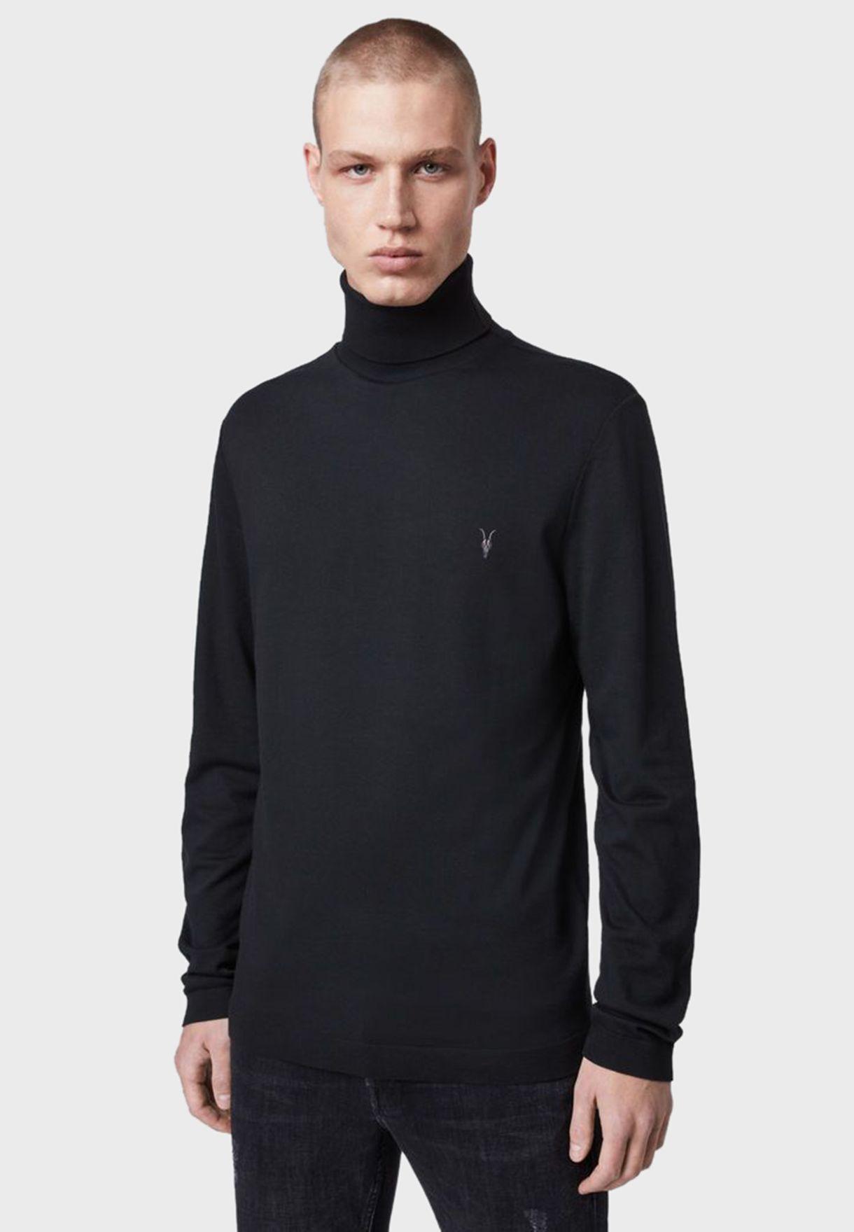 Parlour Roll Neck T-Shirt