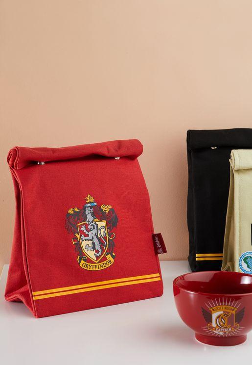 Harry Potter Gryffindor Lunch Bag