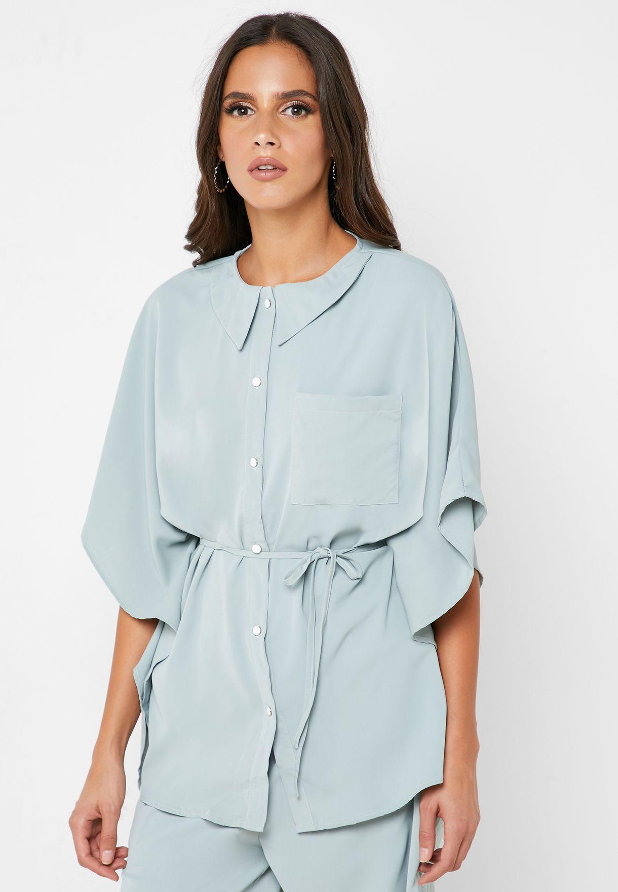طقم (شورت + قميص)