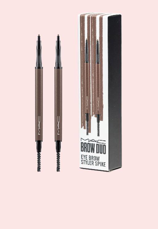 Brow Duo Kit - Spiked Eye Brow Styler x2