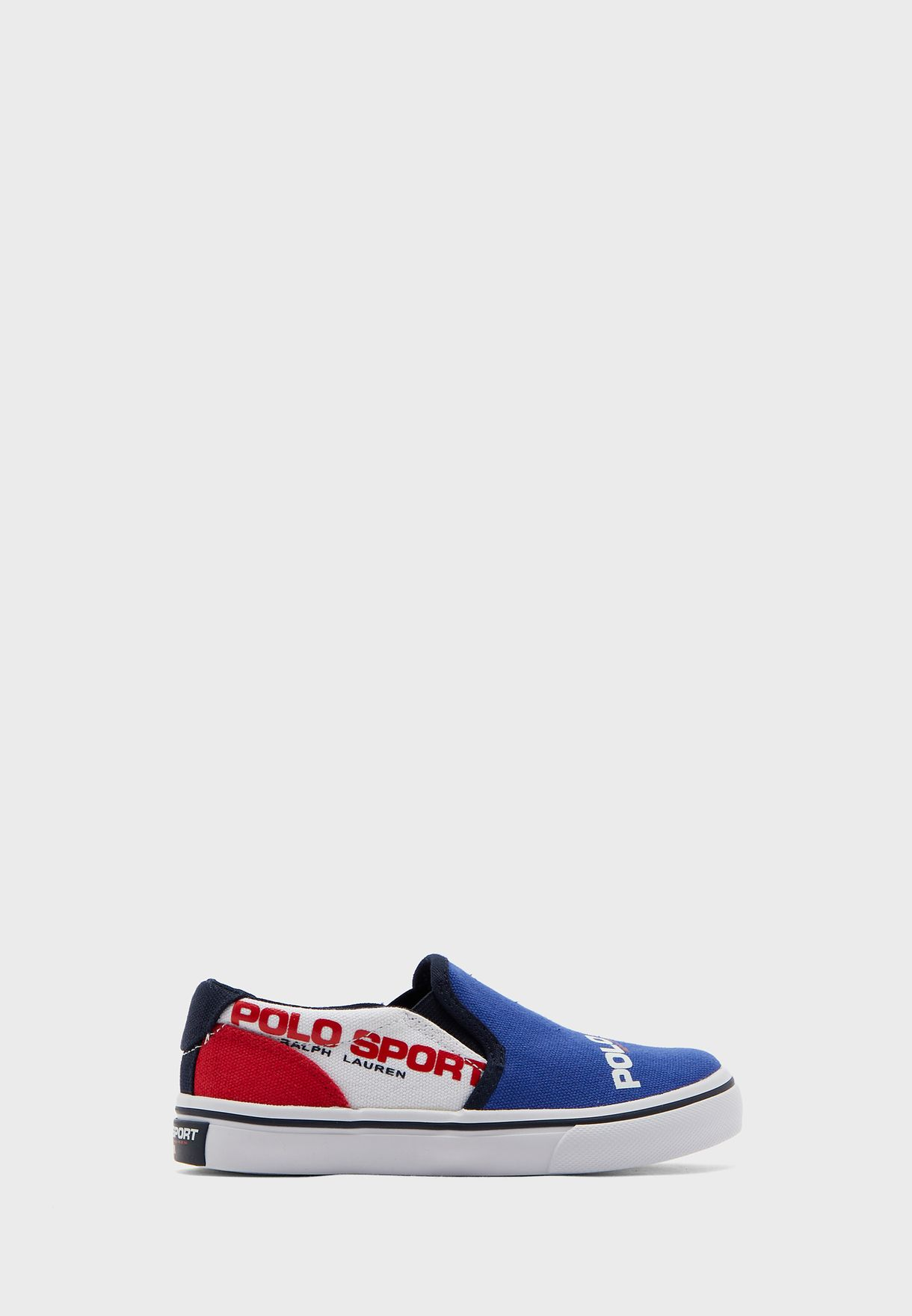 Teen Logo Print Slip On