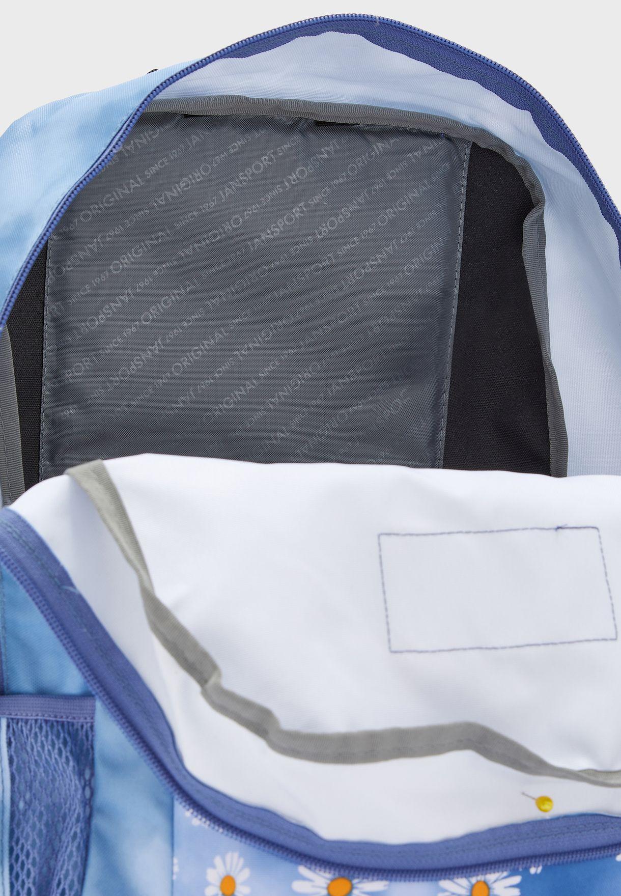 Cross Town Printed Backpack