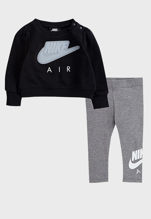 Infant Logo Air Set
