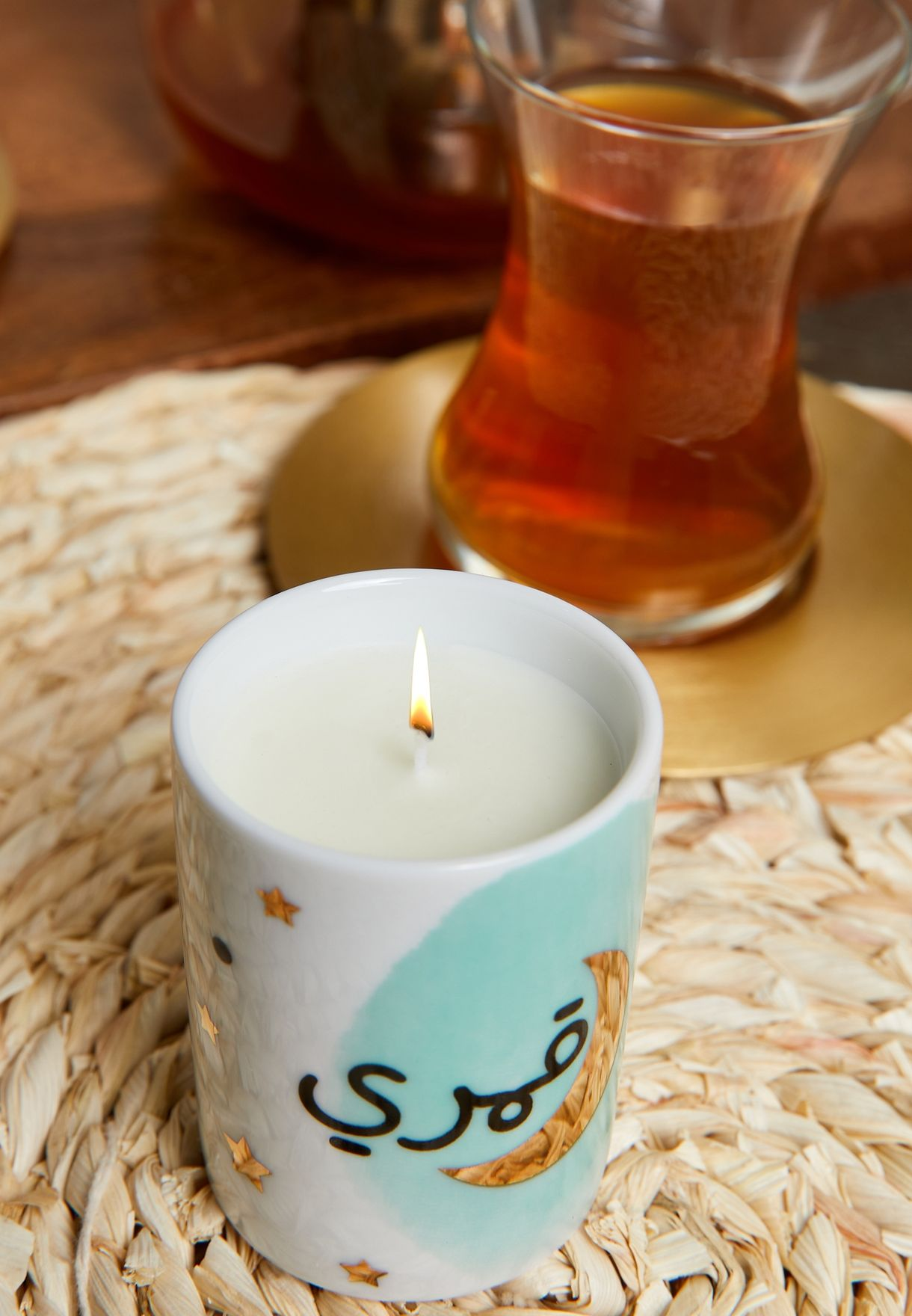 Golden Moon 60g Candle