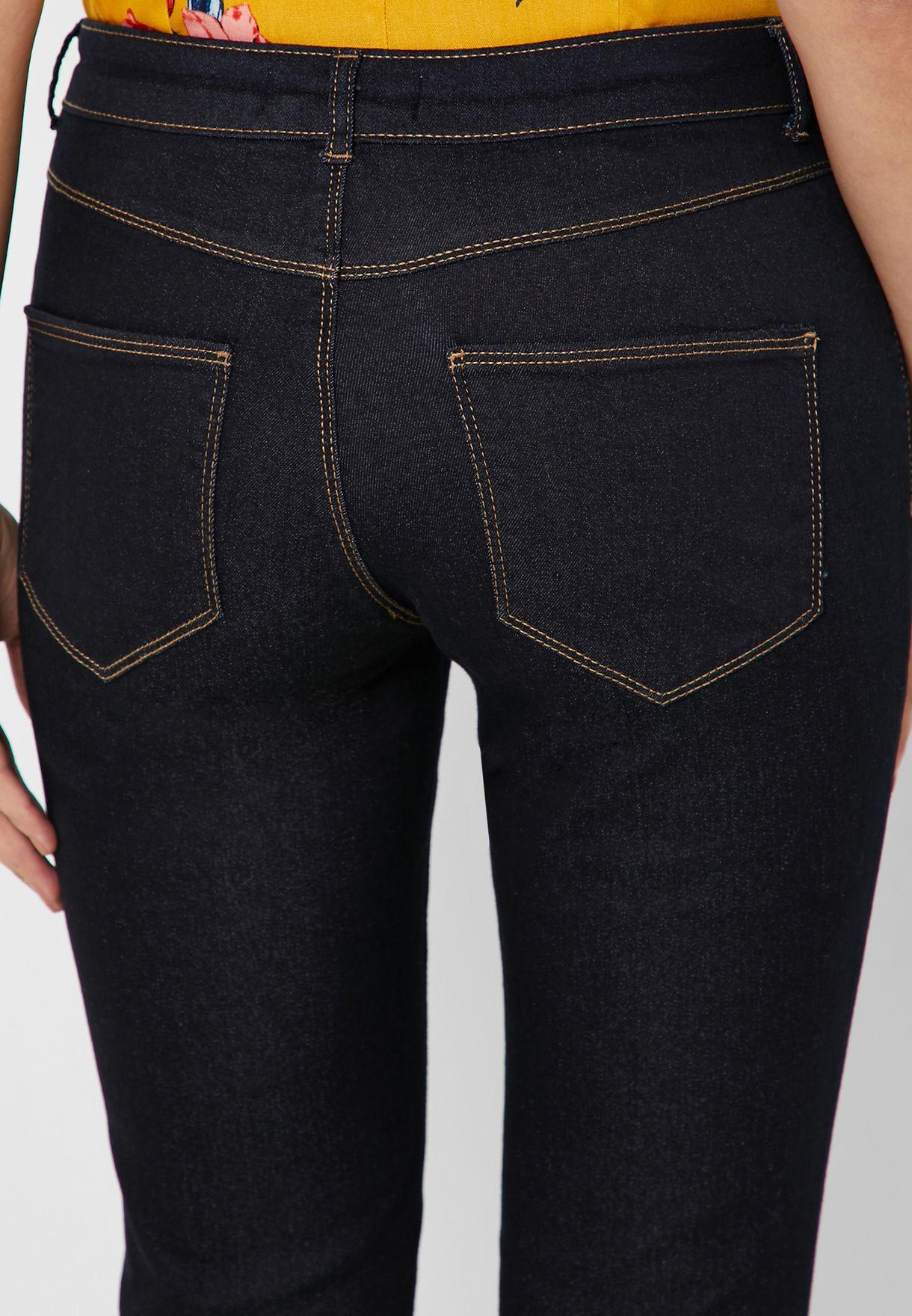 Dark Wash Ashley Skinny Jean