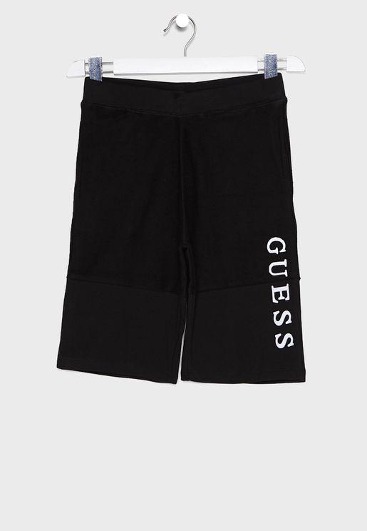Kids Logo Shorts