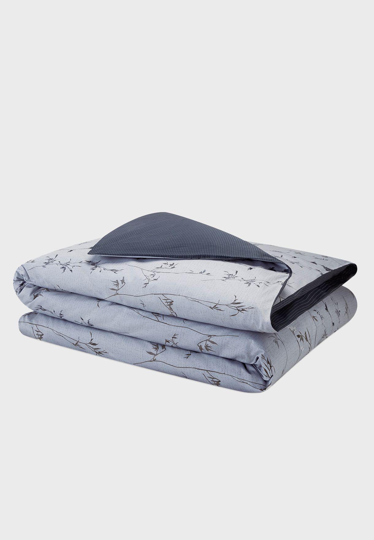 غطاء لحاف مطبع - 240 × 260 سم