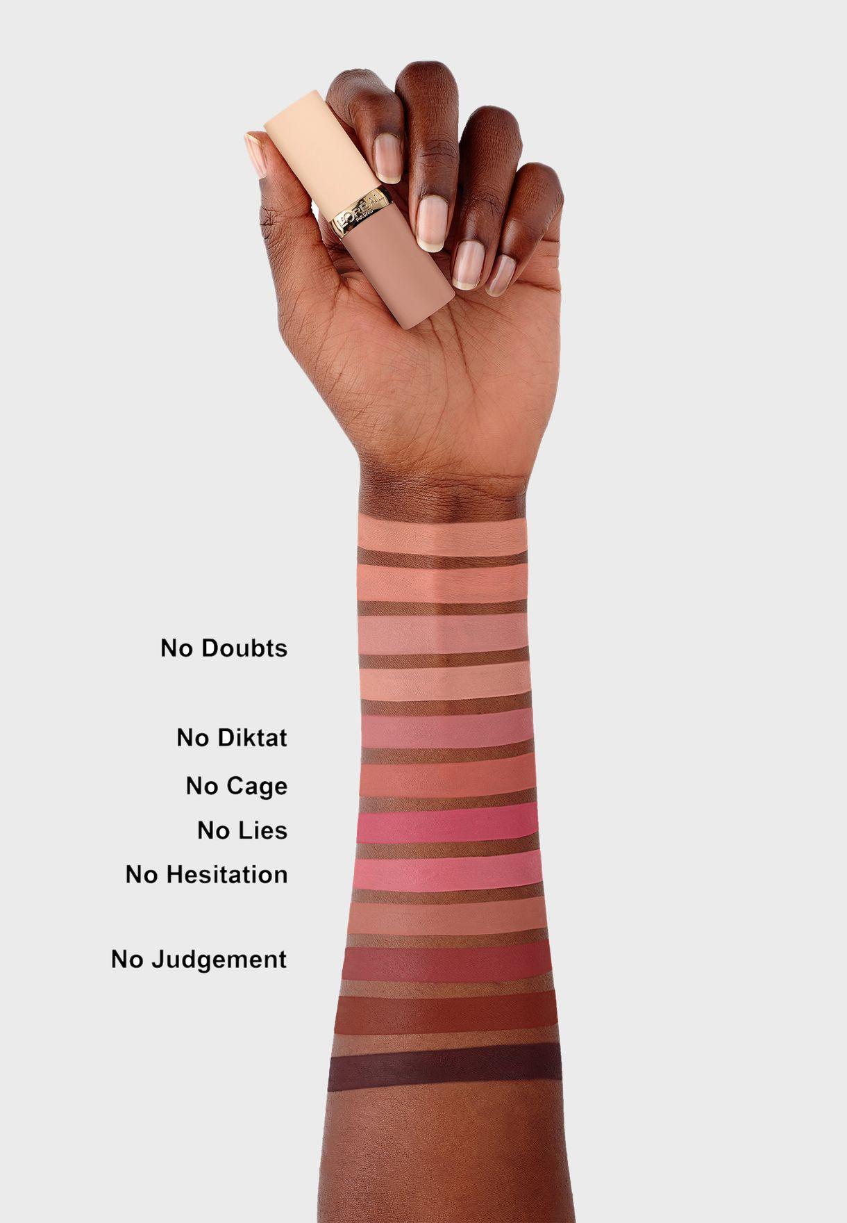 Color Riche Matte Lipstick - Free The Nudes 06 No
