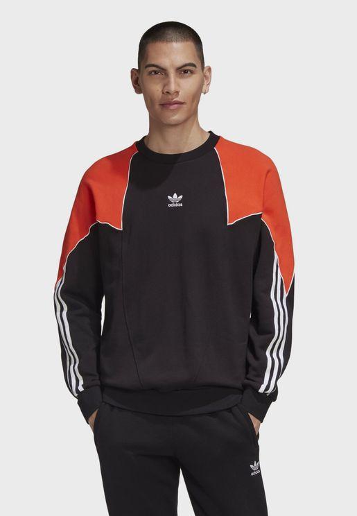 adicolor Big Trefoil Sweatshirt