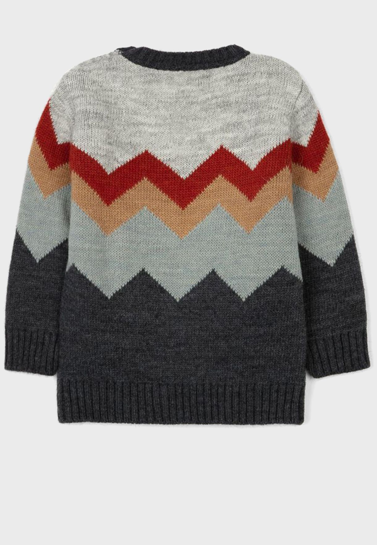 Infant Chevron Sweater