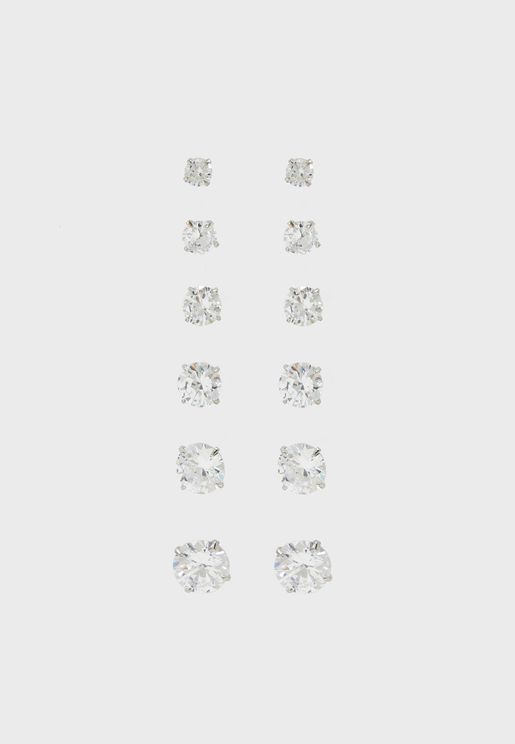 Multipack Eliema Earrings