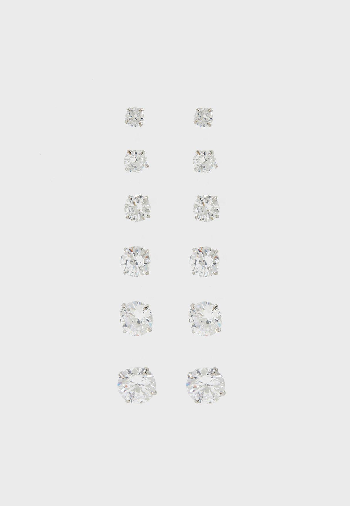Multipack Eliema Earrings