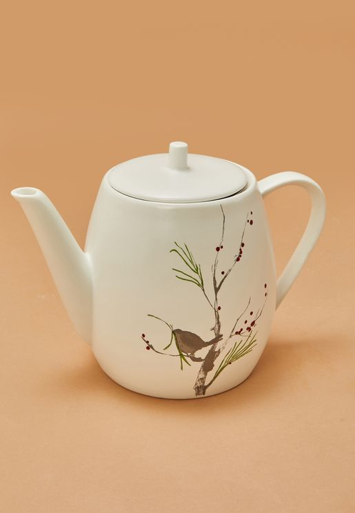 A Walk In The Woods Teapot