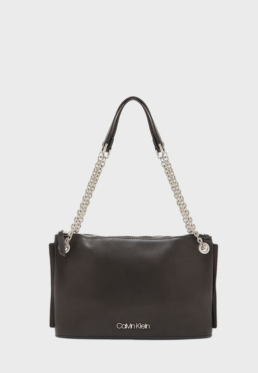 Chained Convertible Crossbody