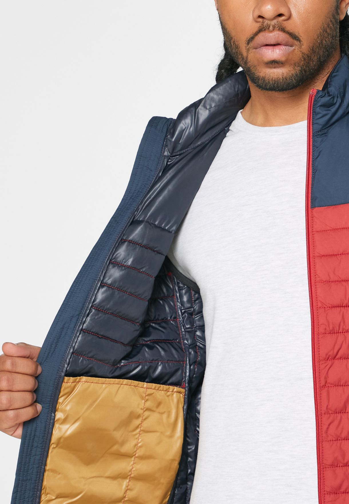 Jack & Jones Uno Quilted Gilet - Fashion