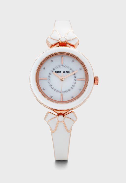 AK3298WTRG Analog Watch