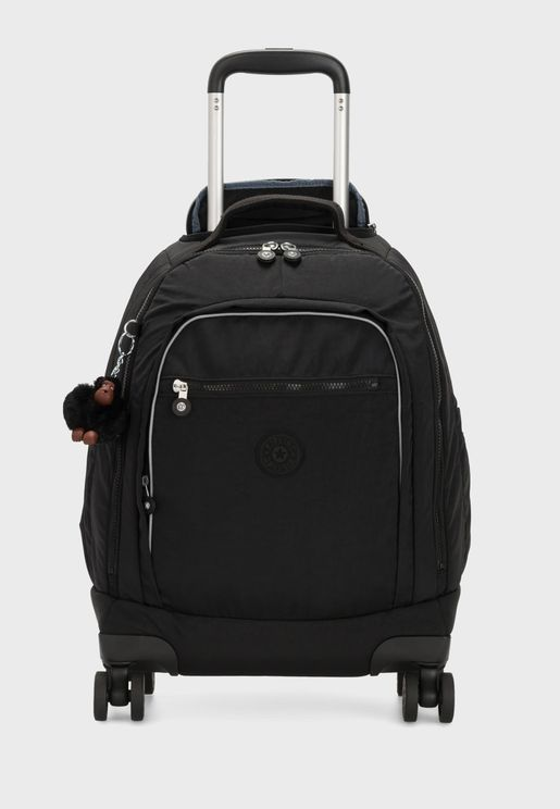 Zea Wheeled Backpack