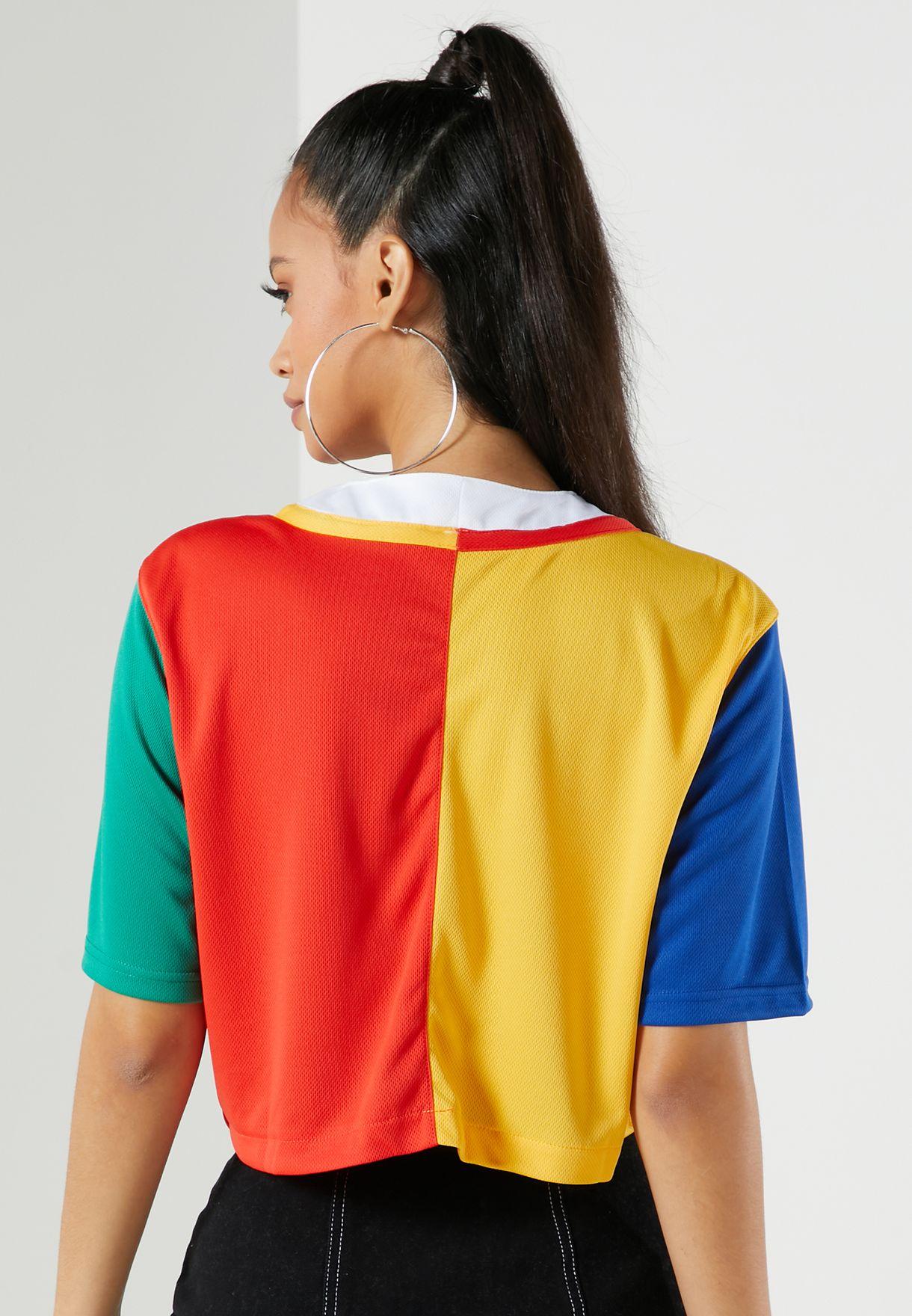 Signature Color Block Shirt