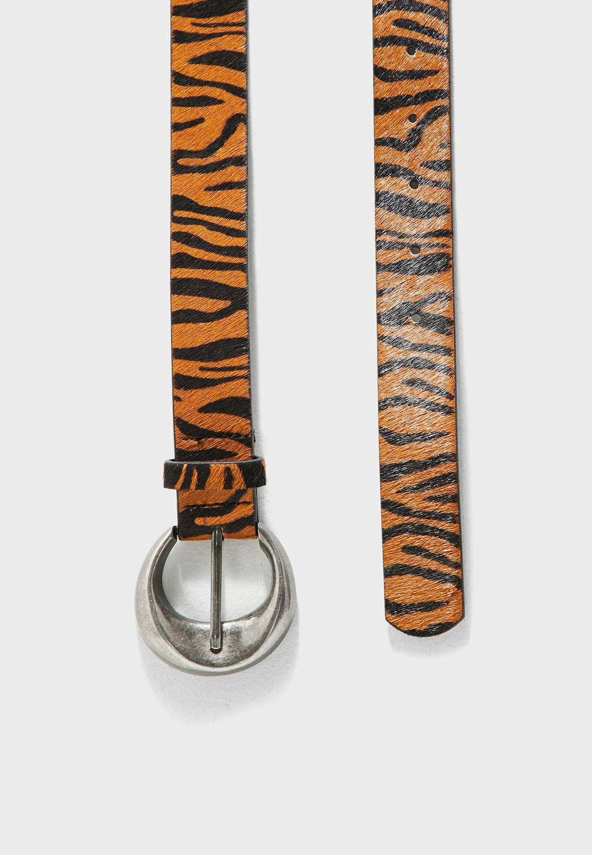 حزام من الجلد الاصلي