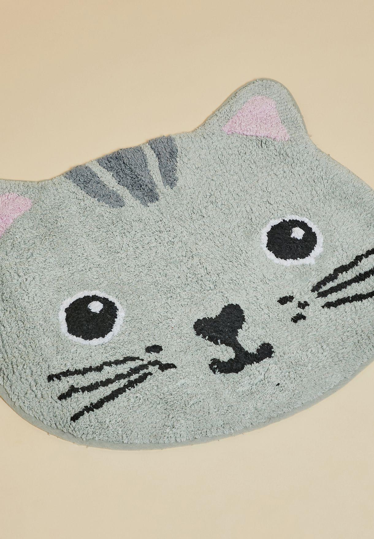 Nori Cat Kawaii Friends Rug