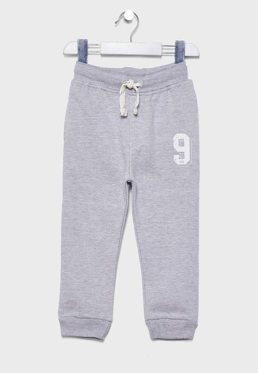 Kids Cuffed Sweatpants