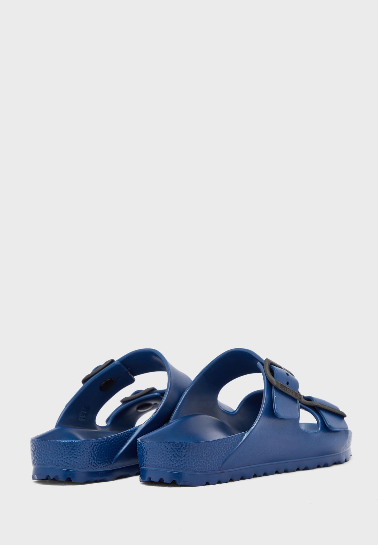 Two Strap Buckled Sandal